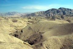 Mountains in the Atacama Desert Royalty Free Stock Photos