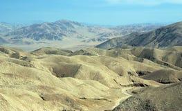 Mountains in the Atacama Desert Royalty Free Stock Photography