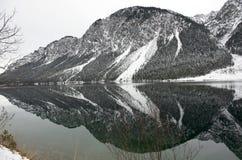 Mountains in Austria Royalty Free Stock Photo