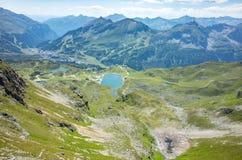 Mountains in Austria Stock Photos