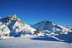 Mountains in Austria. Alps. Royalty Free Stock Photos