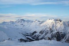 Mountains in Austria. Alps. Stock Photos