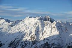 Mountains in Austria. Alps. Stock Photo