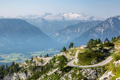 Mountains in Austria Royalty Free Stock Photography