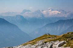 Mountains in Austria Stock Photography