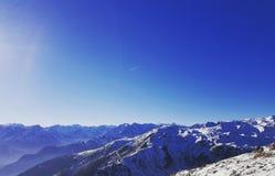 Mountains Austria Royalty Free Stock Photos