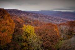 Mountains in Autumn Royalty Free Stock Photos