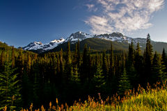 Mountains in BC Royalty Free Stock Images