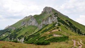 Mountains Belianske Tatry, Slovakia, Europe Stock Photo
