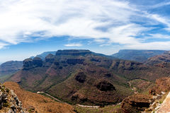 Mountains in Blyde River Canyon - South Africa Stock Photos