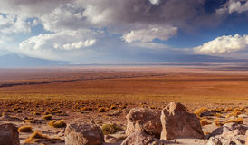 Mountains of Bolivia, altiplano Stock Photos