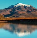 Mountains in Bolivia Stock Images