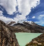 Mountains in Bolivia Stock Photo