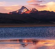 Mountains in Bolivia Stock Image