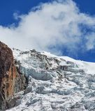 Mountains in Bolivia Royalty Free Stock Photos