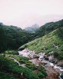 Mountains. Calmness of nature Stock Photos