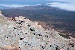 Mountains on Canary Islands Royalty Free Stock Photo
