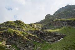 Mountains of the Caucasus, Arkhyz. Stock Image