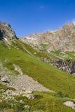 Mountains of the Caucasus Stock Photos