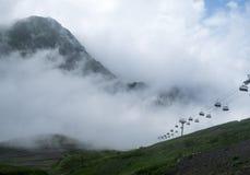 Mountains of Caucasus Stock Photos