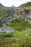 Mountains of the Caucasus Royalty Free Stock Images