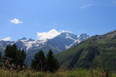 Mountains. Caucasus mountains. nice summer in the mountains Royalty Free Stock Photography