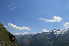 Mountains. Caucasus mountains. nice summer in the mountains Stock Photo