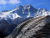 In the mountains of the Caucasus. Russia Royalty Free Stock Photos