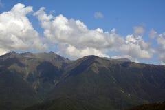 Mountains in Causasus Royalty Free Stock Image