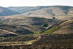 Mountains in central Anatolia Royalty Free Stock Photo