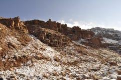 MOUNTAINS, CHIMGAN, UZBEKISTAN Stock Images