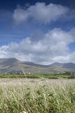 Mountains and Cloudscape in Dingle Peninsula Royalty Free Stock Images