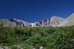 Mountains of Colorado Royalty Free Stock Photos
