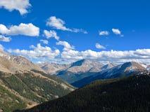 Mountains in Colorado Royalty Free Stock Photos