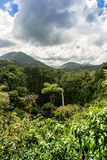 Mountains in Costa Rica Royalty Free Stock Image