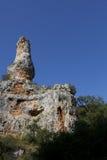 Mountains of Covanera, Burgos Royalty Free Stock Image