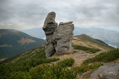 Mountains of Crimea. Royalty Free Stock Images