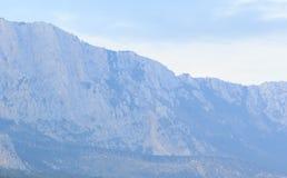 Mountains of Crimea stock photos