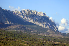 Mountains of Crimea. Royalty Free Stock Image
