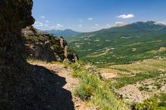 Mountains, Crimea, Ukraine Stock Image