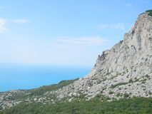 Mountains of Crimea Stock Images