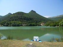 Mountains of Crimea Stock Photo