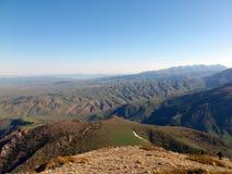 Mountains of the Crimean peninsula Stock Image