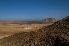 Mountains dahab Royalty Free Stock Photography