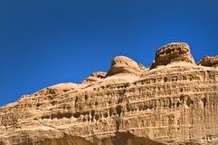 Mountains dahab. Mountains of Dahab in Sinai, Egypt Stock Photos
