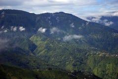 Mountains, Darjeeling, West Bengal, India Stock Photo