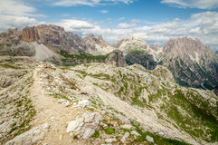 Mountains, Dolomites, Italy Royalty Free Stock Photo