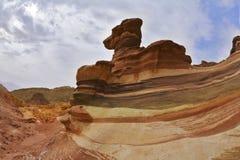 The mountains of Eilat Stock Photo