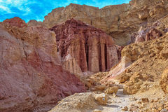 The mountains of Eilat Royalty Free Stock Images