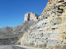 Mountains el Paso stock image